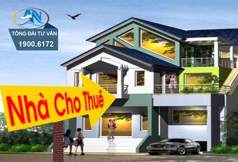 thuế GTGT cho tiền thuê nhà