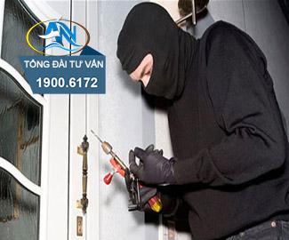 tội trộm cắp tài sản