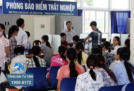 nguoi dang huong tro cap that nghiep co duoc huong bhyt 1