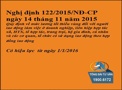 nghi dinh 1222015nd cp ngay 14 thang 11 nam 2015 1