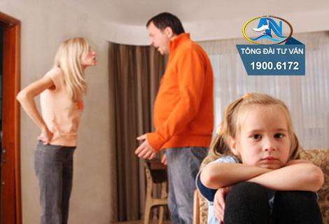 Giành quyền nuôi con sau khi đã ly hôn