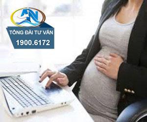 Lao động nữ mang thai