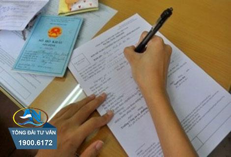 đăng ký lại giấy khai sinh