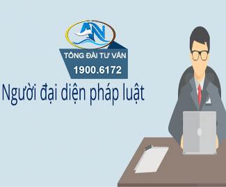 đại diện theo pháp luật của công ty