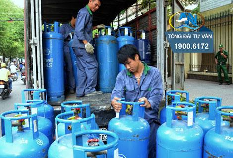 Nhập khẩu LPG
