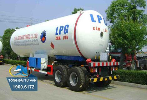 Xuất nhập khẩu khí thiên nhiên hóa lỏng
