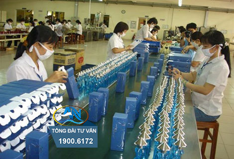 Giấy chứng nhận đủ điều kiện sản xuất mỹ phẩm