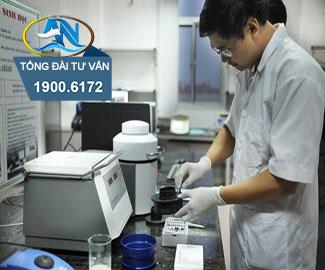 Dịch vụ kiểm nghiệm thuốc