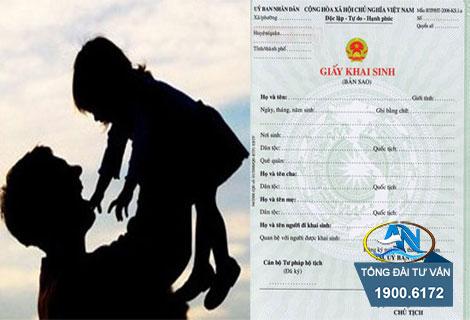 Kết hợp đăng ký khai sinh