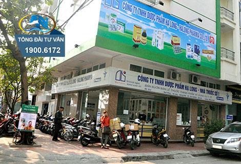 Cơ sở bán lẻ thuốc