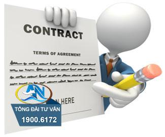 Ký hợp đồng lao động mới