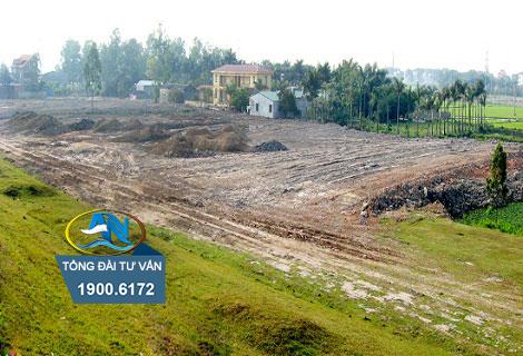 Chuyển nhượng quyền sử dụng đất