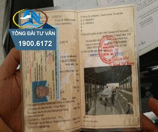 Điều khiển xe ô tô không mang theo giấy phép