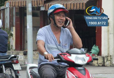 Sử dụng điện thoại