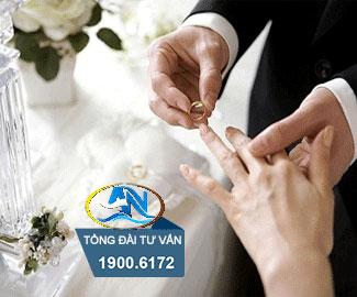 lệ phí đăng ký kết hôn