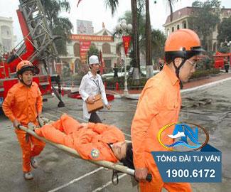 Trách nhiệm bồi thường khi bị tai nạn lao động