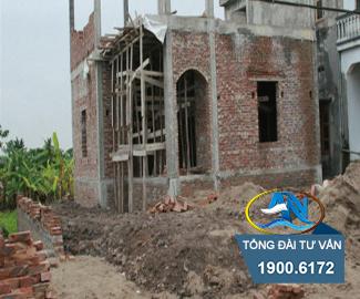Xây dựng nhà trên đất nông nghiệp