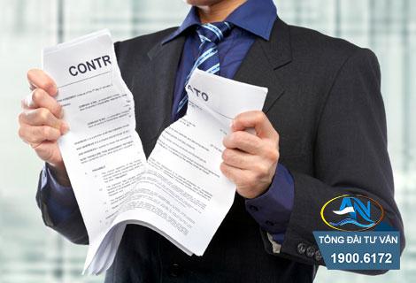 Chấm dứt hợp đồng lao động đúng pháp luật