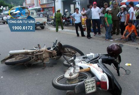 Người say rượu gây tai nạn giao thông