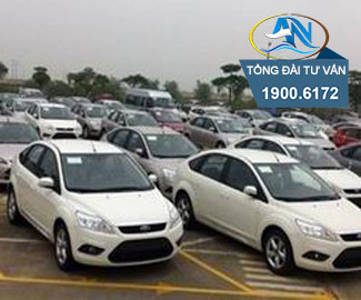 Chi phí đăng ký lần đầu cho xe ô tô