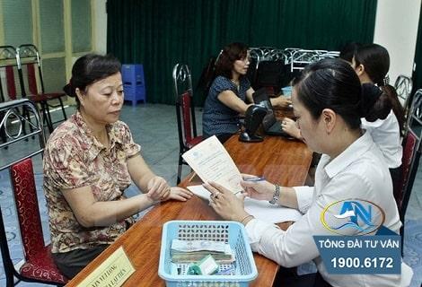 hưu trước tuổi do suy giảm khả năng lao động