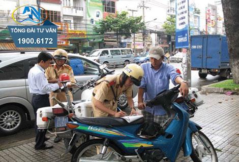 Tai nạn giao thông nhưng CSGT không phát hiện