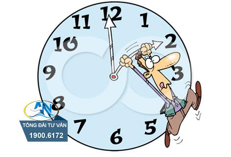 Thời gian làm thêm giờ tối đa