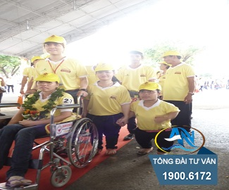 Người lao động khuyết tật