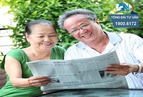 quyền lợi khi nghỉ hưu