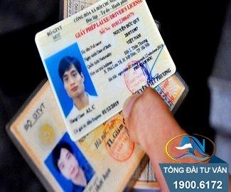 Đối tượng được đổi giấy phép lái xe