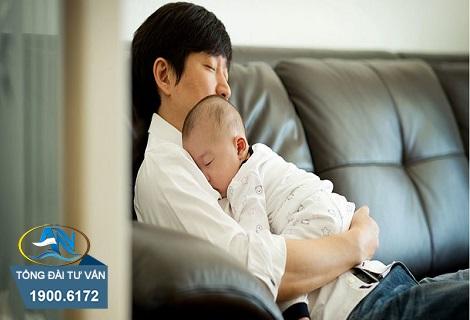 Quyền nuôi dưỡng con dưới 36 tháng