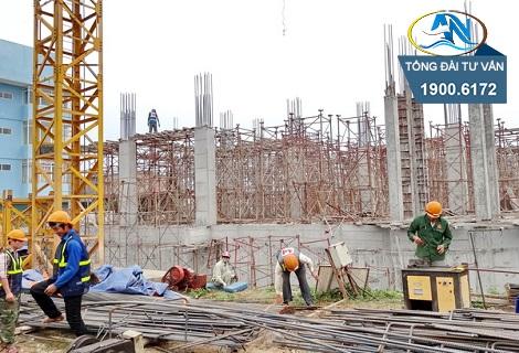 vi phạm quy định về đầu tư công trình xây dựng