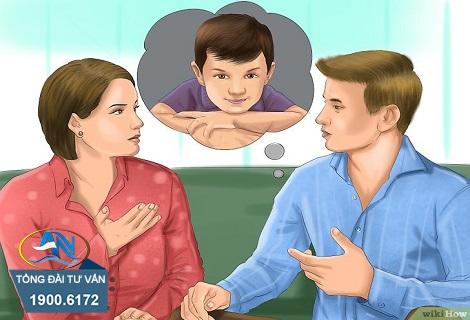 Vợ không đồng ý nhận nuôi