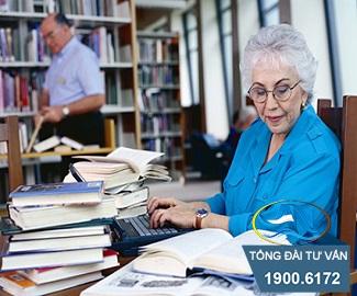 Lao động cao tuổi theo quy định
