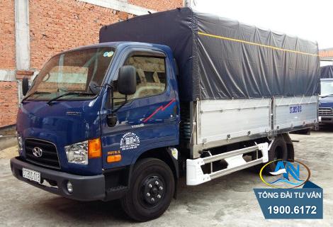 Xe tải 2,5 tấn