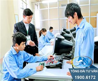 Công ty hỗ trợ học nghề