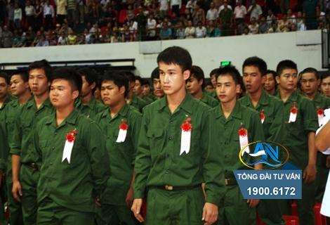 Phục vụ quân đội