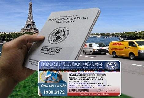 Giấy phép lái xe quốc gia