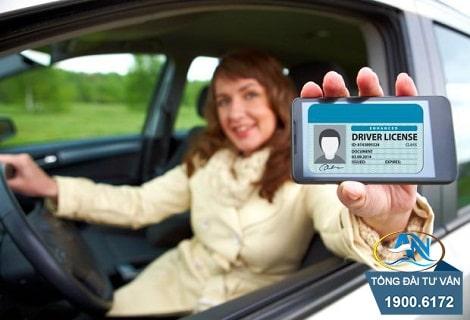 Giấy phép lái xe của Lào