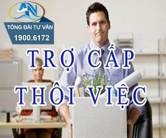 Nhận trợ cấp thôi việc rồi có được hưởng TCTN