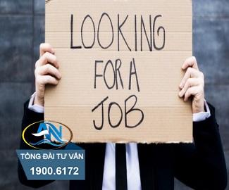 Thông báo tìm kiếm việc làm trước ngày hẹn