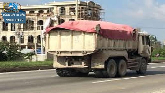 quá trọng tải cầu đường 31%