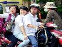14 tuổi điều khiển xe máy