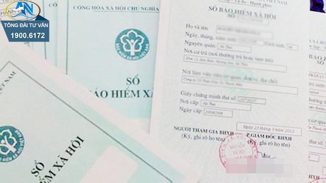 Hồ sơ xác nhận sổ bảo hiểm xã hội