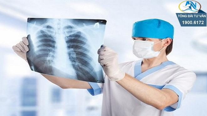 hưởng BHYT 100% khi bị ung thư phổi