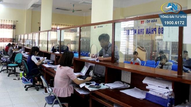 nhận tiền TCTN thì có thể nộp hồ sơ