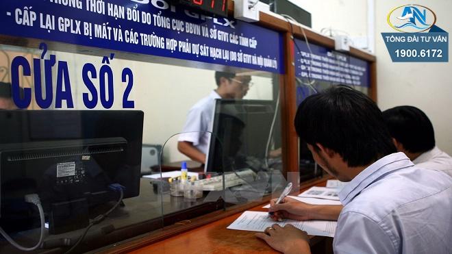Lệ phí cấp lại giấy phép lái xe