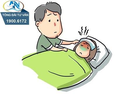 bố và mẹ đều được hưởng chế độ ốm đau