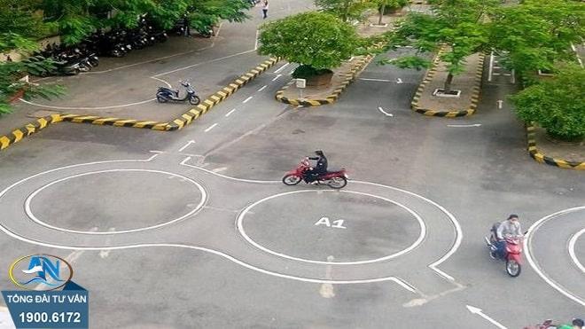 điều kiện thi bằng lái xe A1
