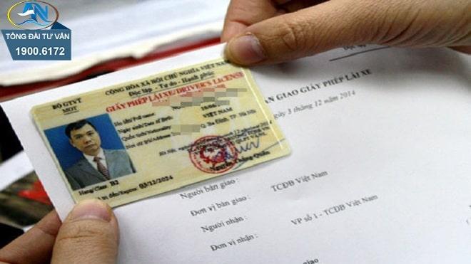 Thủ tục đổi GPLX do nước ngoài cấp